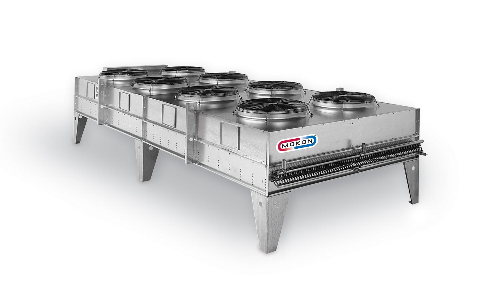 Air Cooler Condenser : Liquid temperature control leader mokon celebrates