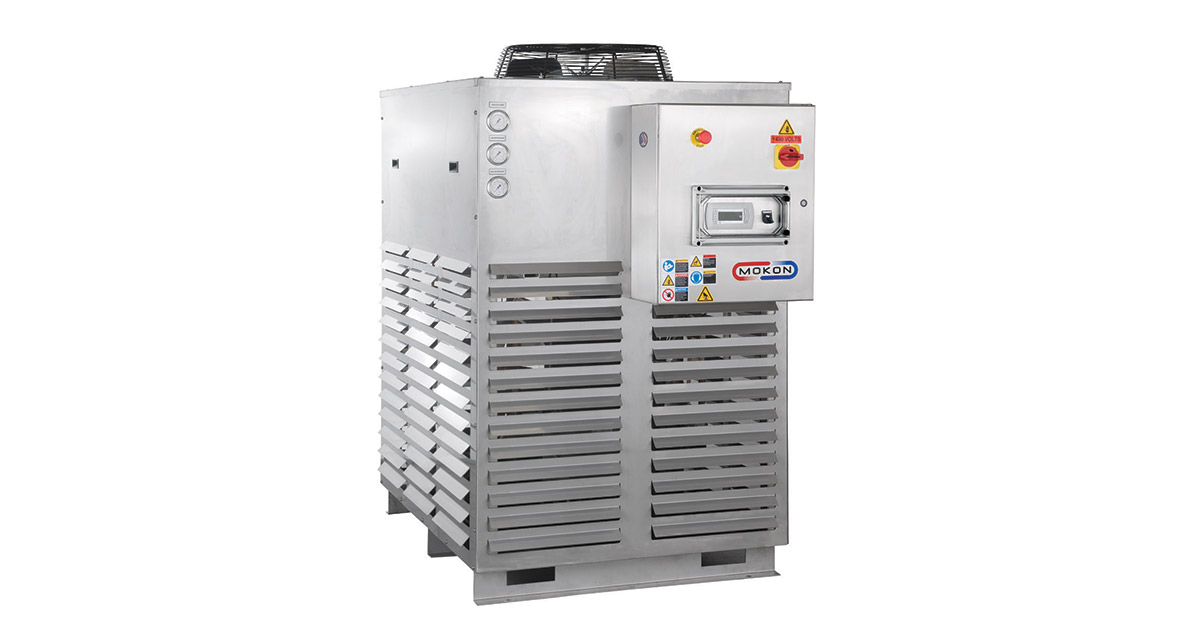 Outdoor Air - Cooled Chillers