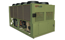 Outdoor Central Chiller